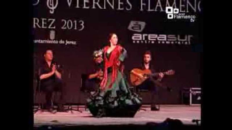 ANA MORALES - Alegrias - III Viernes Flamenco 2013