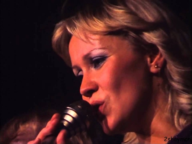 ABBA The Way Old Friends Do (Live London 79)HQ