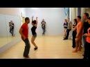"""Сальса(salsa) -Вильберто Диас(Куба) и Руся (ученица), школа танцев """"Ritmo Dance"""", г.Москва"""