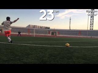 Муса Исмайлов. Amazing free kick. Watching now.