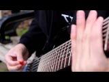 Katy Perry - Dark Horse - METAL  METALCORE  DJENT cover - Andrew Baena