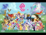 Май Литл Пони (My Little Pony) обзор игрушки Кукла май литл пони