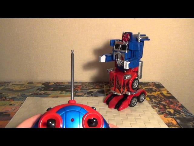 Оптимус Прайм игрушка из Китая