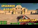 Serious Sam: The First Encounter - SpeedRun - 0:35:33