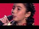 Саида Мухаметзянова Су буйлап Голос Дети 2 Сезон 2015 13 03 2015