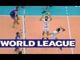 Highlights: Iran vs Russia - FIVB Volleyball World League 2015