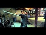 Бой ( драка ) № 3 из фильма Рейд 2