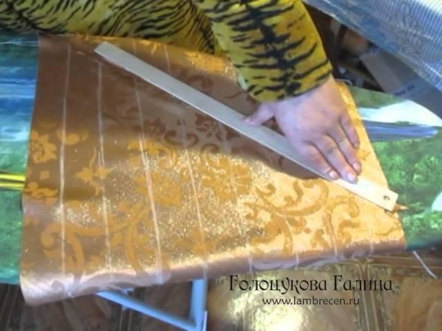 ✄✄ Изготовление косой бейки своими руками ✄✄