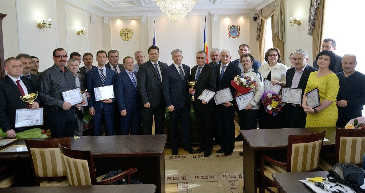 В Ростовской области определены лауреаты и победители регионального этапа акции «Надежный партнер 2015»
