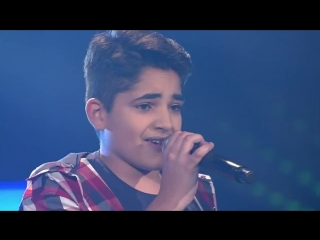 Soufjan - Applause (Lady Gaga) - The Voice Kids 2014 Germany - Blind Audition