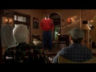 Клевый парень (США 1999 год)Жанр: Комедия.В ролях: Стив Мартин, Эдди Мерфи, Хизер Грэм, Кристин Барански, Джейми Кеннеди, Адам А