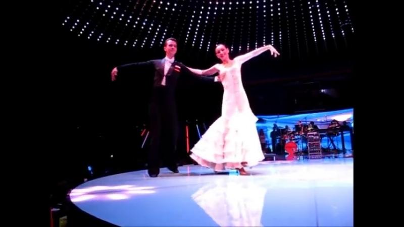Waltz Showdance - Nat King Cole --Fascination