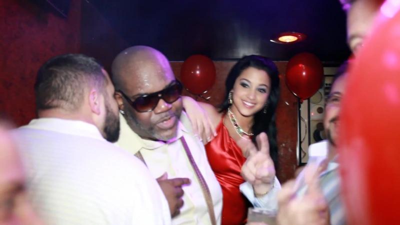 Abella Anderson at Pts Show club Miami