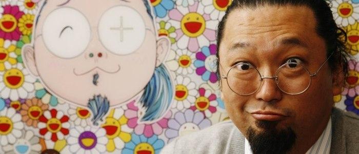 Такаші Муракамі – «Японський Енді Воргол»