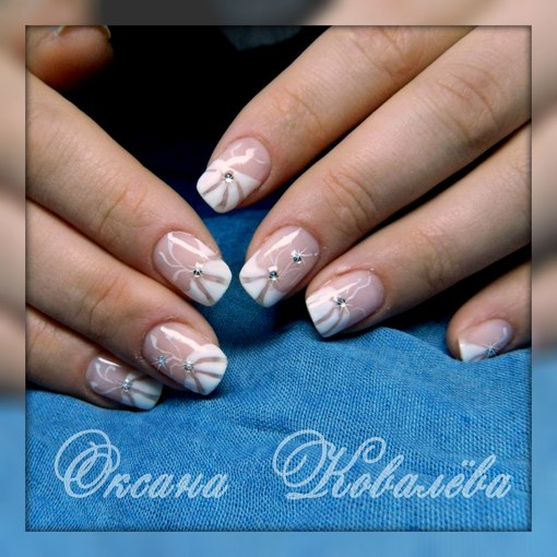 Фото дизайны ногтей оксаны маляренко