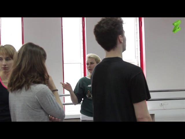 Кристина Шишкарева о конкурсе хореографов в рамках Zelyonka FEST