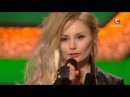 SEMARGL vocalist Adele Ri at X-factor Ukraine 2014 casting - 27.09.2014