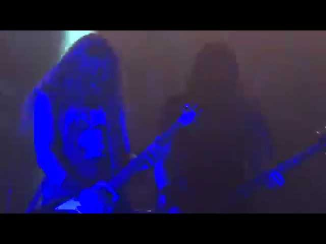 Entombed AD - Second To None (live @B90, Gdansk 2014)