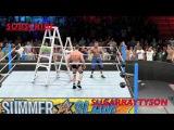 WWE 2K15 PS4 GAMEPLAY - JOHN CENA VS CESARO