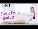 Ballet Beautiful: Ab Workout for a Slim Waistline