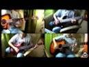 Louna - Во мне / Inside (guitar bass cover by mike_KidLazy) tab