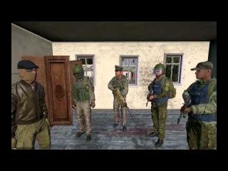 DayZ SA RP OUTBREAK  #4 Документальный фильм, военного репортёра...