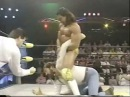 TV Title Johnny B Badd vs Bunkhouse Buck Worldwide Dec 3rd, 1994