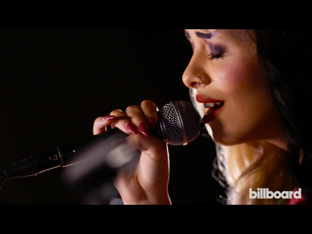 Melanie Martinez Performs 'Soap' Live in the Billboard Studio