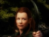 ♥ Tauriel and Legolas ♥ Dark Horse