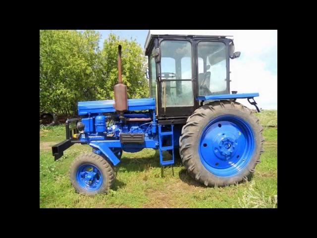 Установка на трактор мтз 80