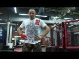 Тренировка Алексея Олейника перед боем с Мирко Крокопом от PureProtein.