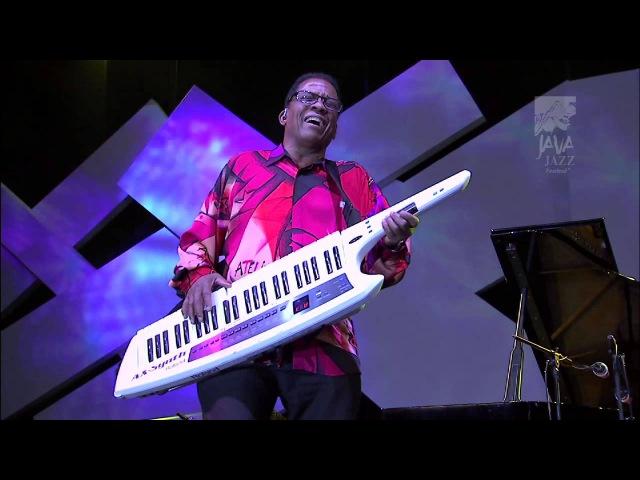 Herbie Hancock Chameleon Live at Java Jazz Festival 2012