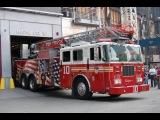 Америка №22. FDNY работа пожарных в США или сколько зарабатывает пожарный в Америке