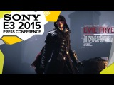 Evie Frye Trailer - Assassin's Creed Syndicate - E3 2015 Sony Press Conference