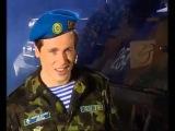 Реклама службы по контракту в Збройных силах Украины