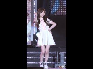 151007 러블리즈(Lovelyz) 청주대학교 MBC 쇼챔피언_예쁜 여자가 되는 법(Kei)