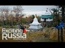 Уральский буддийский монастырь Шедруб Линг. Гора Качканар. Свердловская область