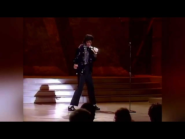 Michael Jackson - Billie Jean (Motown 25) (Remastered)