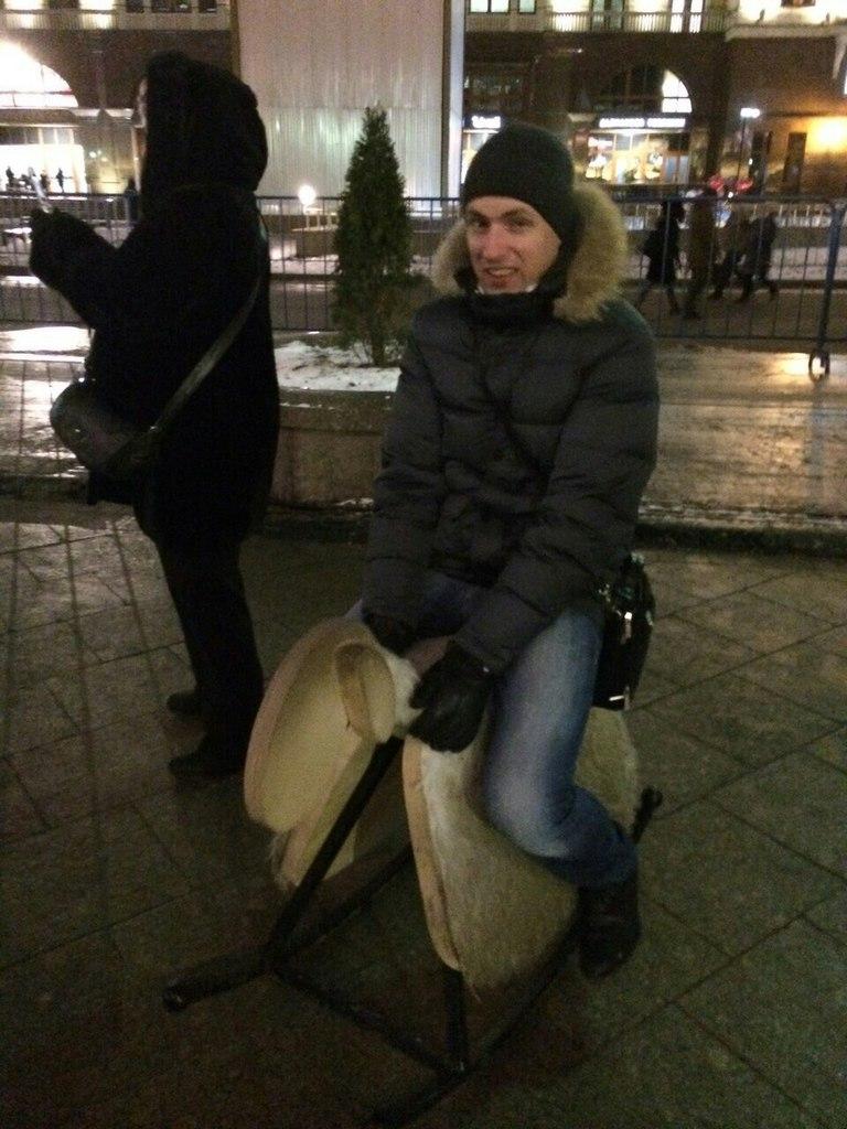 Василий Воронин, Москва - фото №4