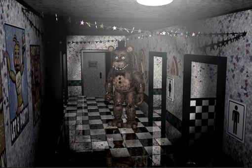 Скачать Five Nights At Freddy s 4 торрент бесплатно