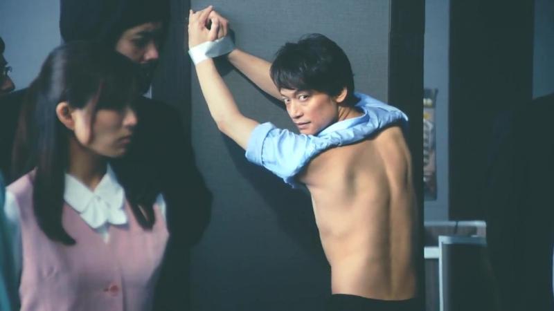 [CM] RIZAP (30 sec) 2015 Катори Шинго