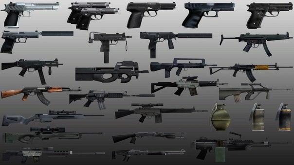 Как сделать свою надпись на оружии в css