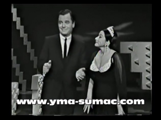 YMA SUMAC in Hollywood, 1964 Inca Love Song Earthquake (Tumpa) complete