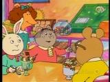 03x03 - Arthur Goes Crosswire Sue Ellen and the Brainasaurous