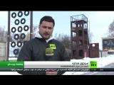 Телеканал RT (Russia Today) о проекте Один день в Спецназе (на арабском)