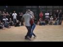 нежный и страсный танец