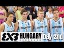 2015 FIBA 3x3 U18 World Championships ( Hungary,Debrecen - Day 2nd )
