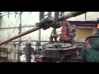 Нефть, всё ради тебя ! буровая, авария,скважина
