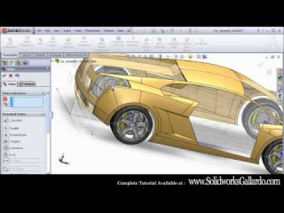 Solidworks Car Tutorial : How To Model a Car In SolidWorks