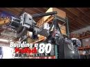 Building of a Dynatrac ProRock 80 Full-Float Rear Axle